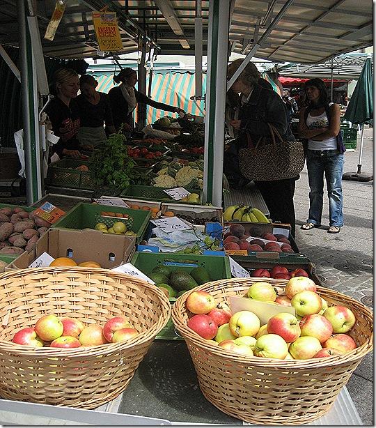Bilder vom Radolfzeller Wochenmarkt 012