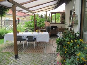 Sommerküchen Kaufen : Sommerküche grillen und kochen auf gas gasgrill selbstgemacht